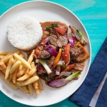 Lomo Saltado (Peruvian Stir-Fried Beef With Onion, Tomatoes, and French Fries) Recipe