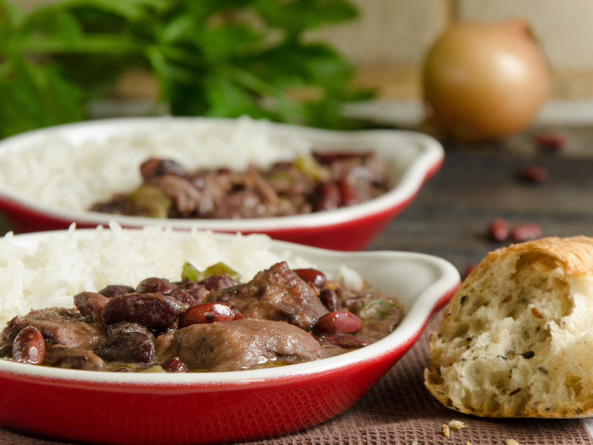 Easy Instant Pot Red Beans and Rice Will Feed You All Week