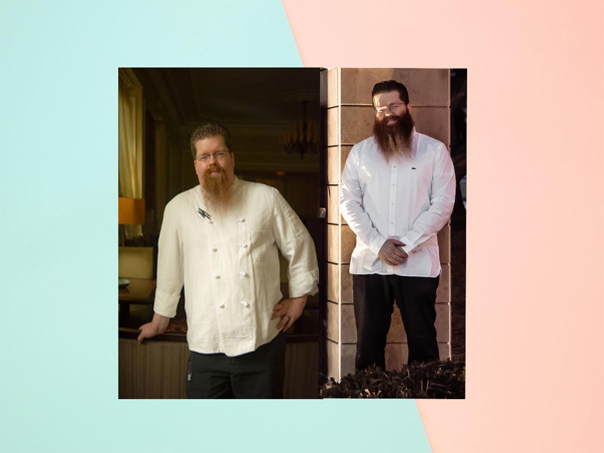 This Chef Lost 55 Pounds Through Intermittent Fasting—Here's How He Stays Motivated