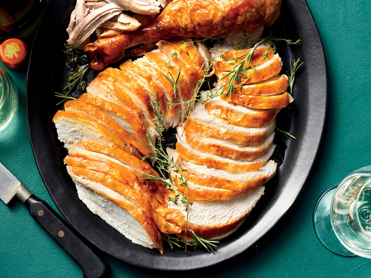 Lemon-Herb Turkey