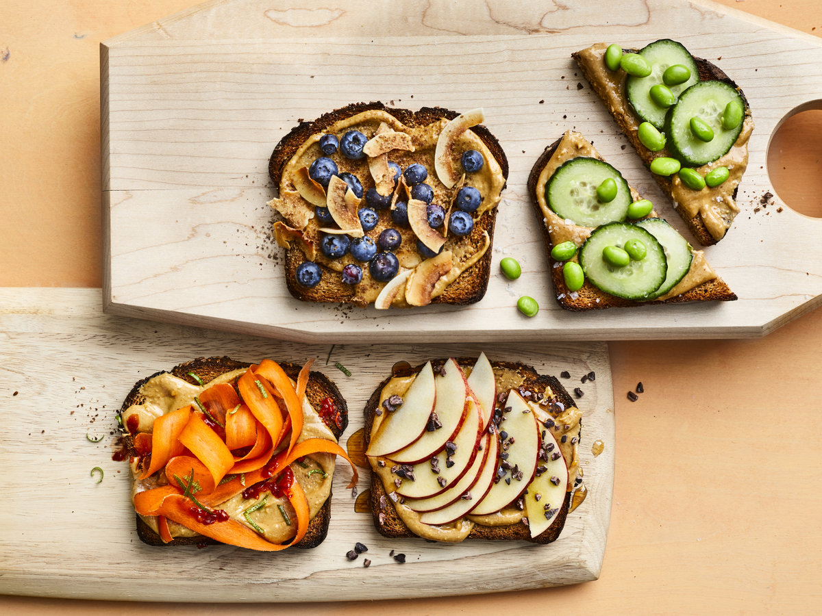 12 Healthy Ways to Spice Up Your Morning Toast
