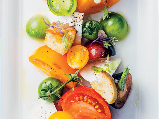 6 Ultimate Summer Tomato-and-Mozzarella Salads