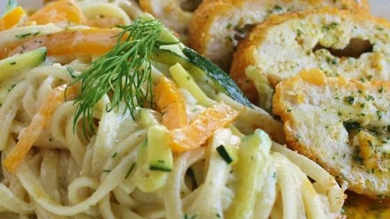 Springtime Spaghetti Recipe