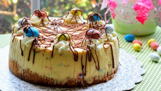 Malted Milk Instant Pot® Cheesecake Recipe