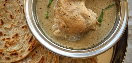 Chicken Kali Mirch (Pepper Sauce)