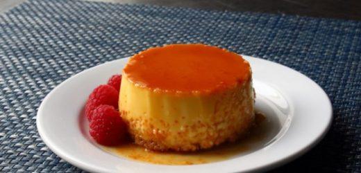Chef John's Cheesecake Flan Recipe