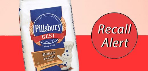 Pillsbury Bread Flour Recalled Due to Possible E. Coli Contamination
