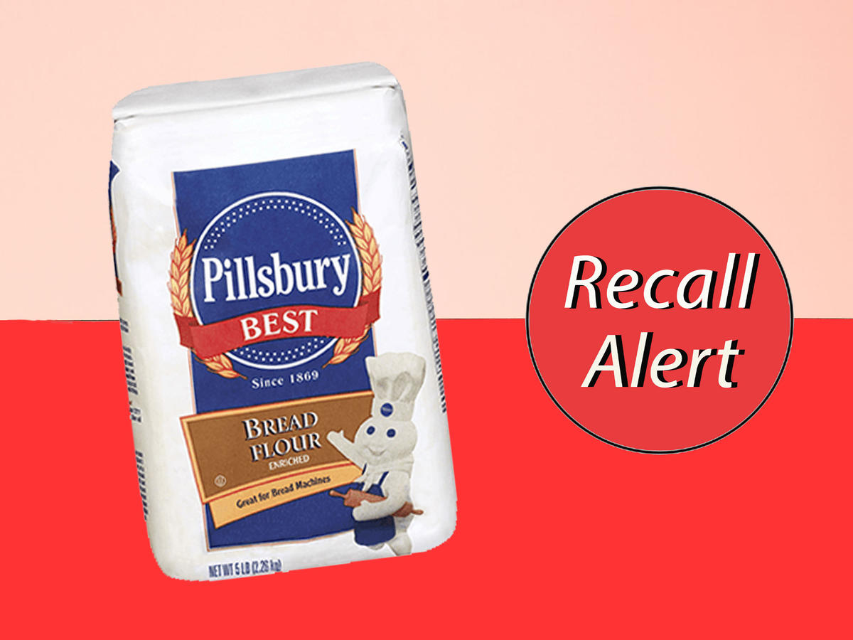 Pillsbury Bread Flour Recalled Due to Possible E. Coli Contamination
