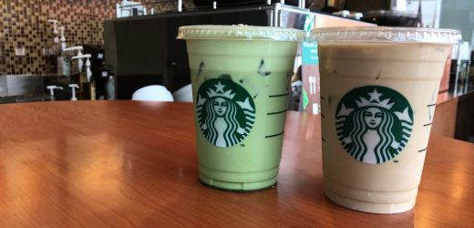 Starbucks Is Offering Buy-One-Get-One-Free Iced Drinks This Afternoon