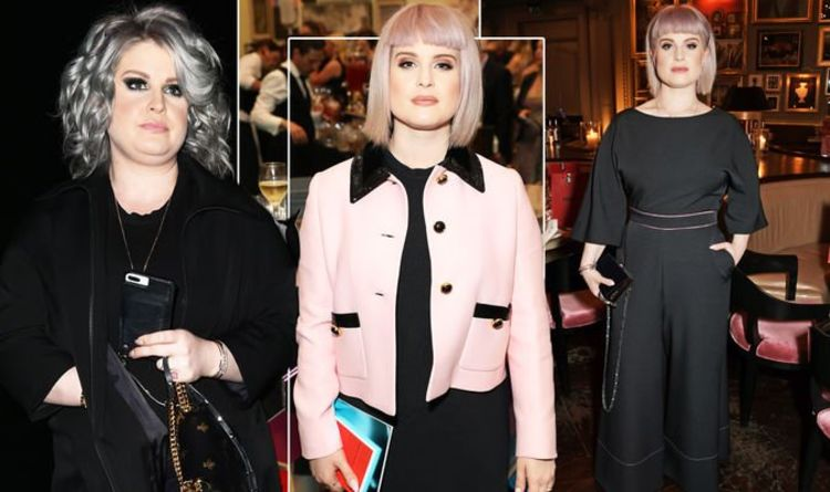 Kelly Osbourne weight loss: TV star lost over 3st with this diet plan – what did she eat?