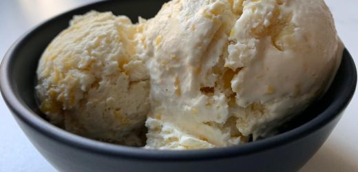 Sweet Corn No-Churn Ice Cream Is What Summer Dreams Are Made Of