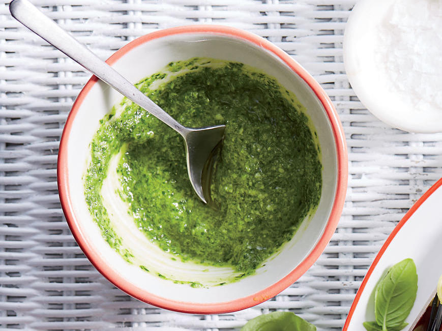 How to Make Your Pesto a Thousand Times Better