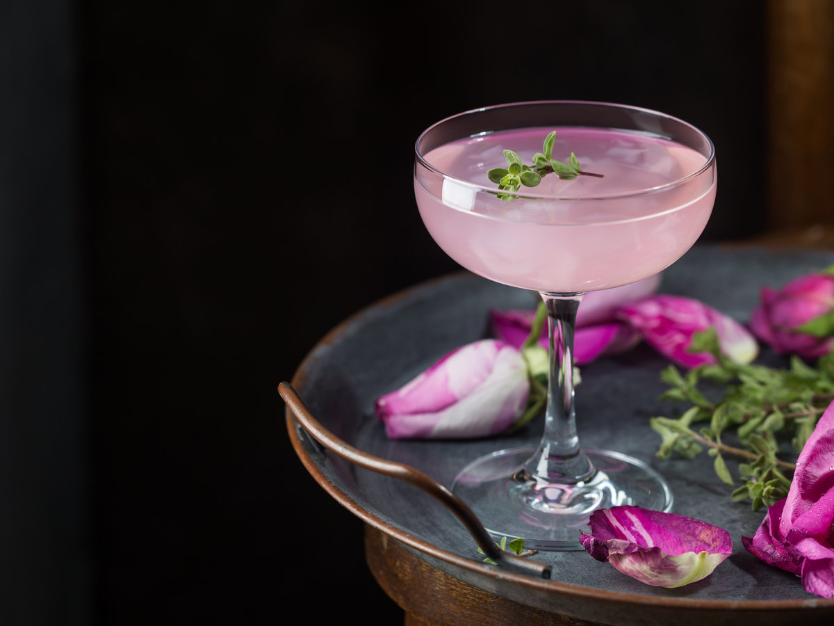 What Is Pink Gin?