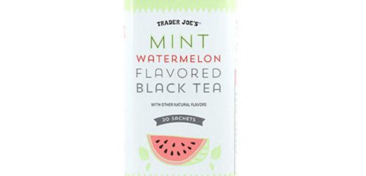 Trader Joe's Mint Watermelon Tea Is What Your Summer Sipping Is Missing