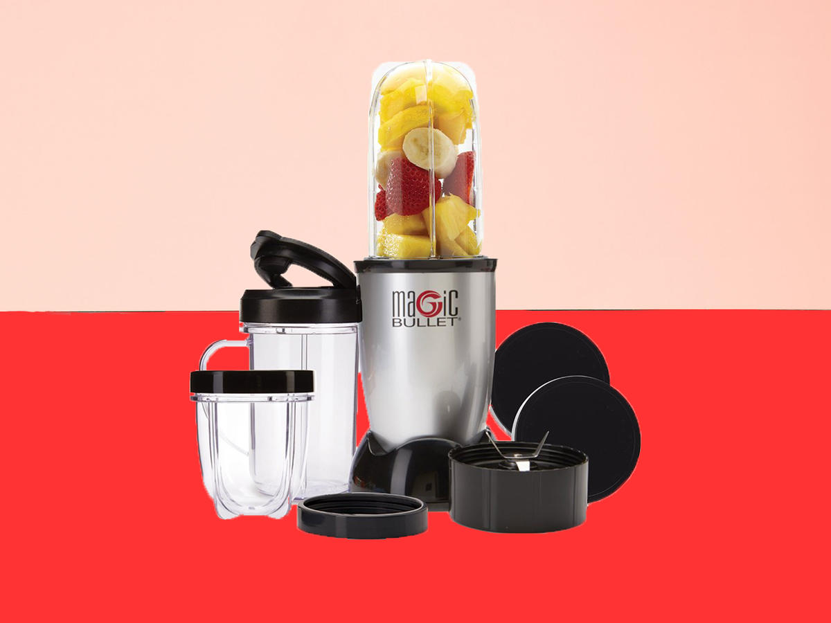 Amazon's NutriBullet Blender Deals Are So Epic, You Won't Be Able to Resist Purchasing One Today