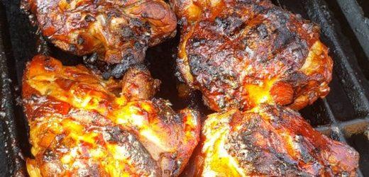 Simple Delicious BBQ Chicken Marinade