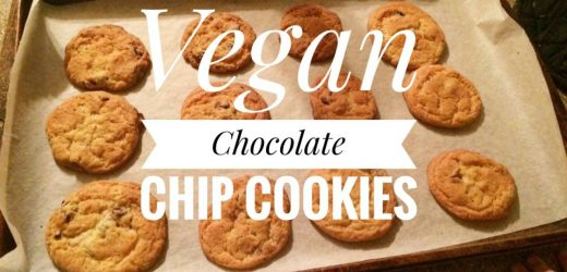 Vegan Chocolate Chip Cookies ?