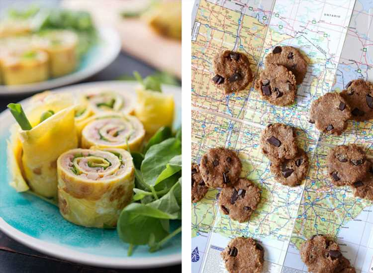 10 Make-Ahead Recipes for Road Trips