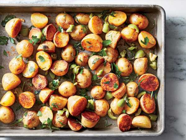 The 9 Commandments for Cooking Perfectly CrispyOven-Roasted Potatoes