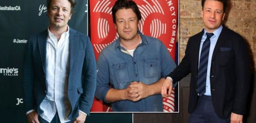 Jamie Oliver weight loss: The TV chef lost two stone by cutting this from his diet