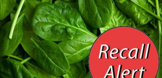 Dole Recalls Baby Spinach Products in 10 States for Possible Salmonella Contamination