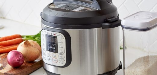 Help! If I'm Cutting a Recipe in Half for the Instant Pot, Do I Need to Adjust the Cook Time?