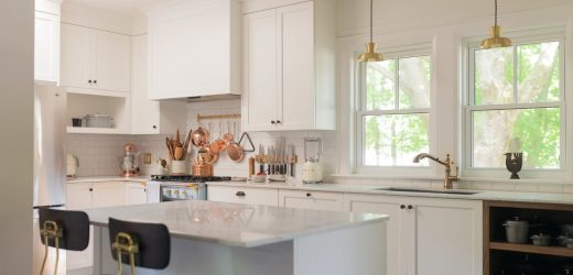 8 Smart Ways to Deal with Those Awkward Kitchen Cabinet Soffits