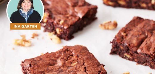 Here's What We Thought of Ina Garten's Outrageous Brownies