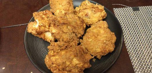 Homade KFC Chicken