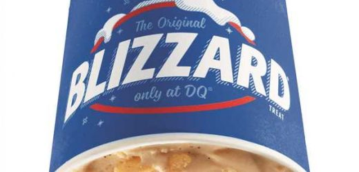 Coming Soon to a Dairy Queen Near You: Pumpkin Pie Blizzard Returns!