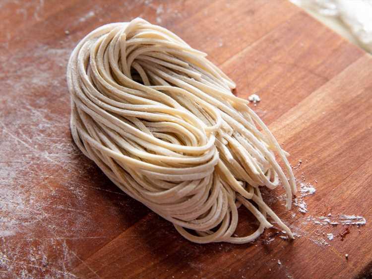 35%-Hydration Homemade Ramen Noodles Recipe