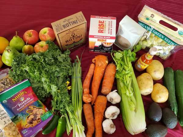 What to Expect From Your Box of Imperfect Produce