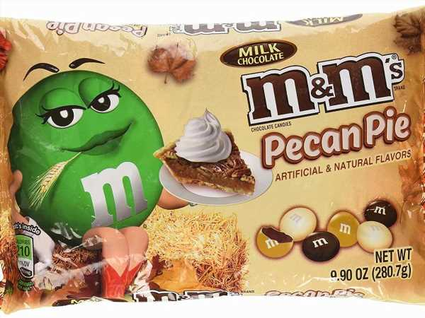 Pecan Pie M&M's Are Back for a Limited Time This Fall