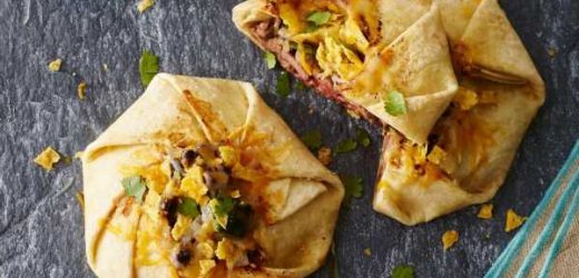 How to Make Your Own Copycat Taco Bell Crunchwraps at Home