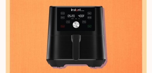 Instant Pot Just Released Another New Air Fryer — And It's Even Better Than the First One