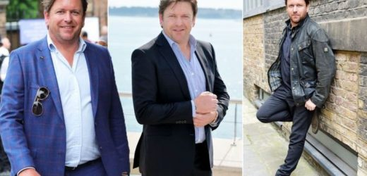 James Martin weight loss: Celebrity chef cut this from diet plan to shed a whopping 6st