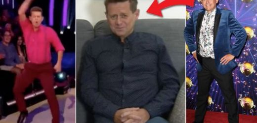Mike Bushell weight loss: 'He's wasting away' says wife Emily as BBC star loses a stone