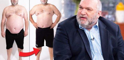Neil 'Razor' Ruddock weight loss: Diet plan revealed as footballer sheds 1.5 stone
