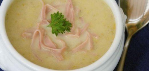 German Leek and Potato Soup Recipe