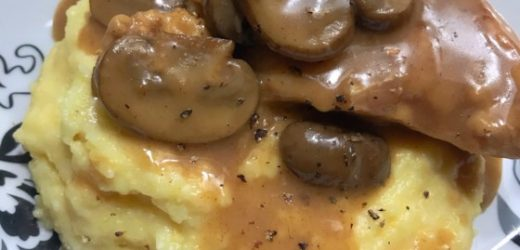 Instant Pot® Chicken Marsala Recipe