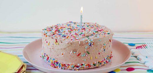 Every Year I Bake My Own Birthday Cake. Here's Why