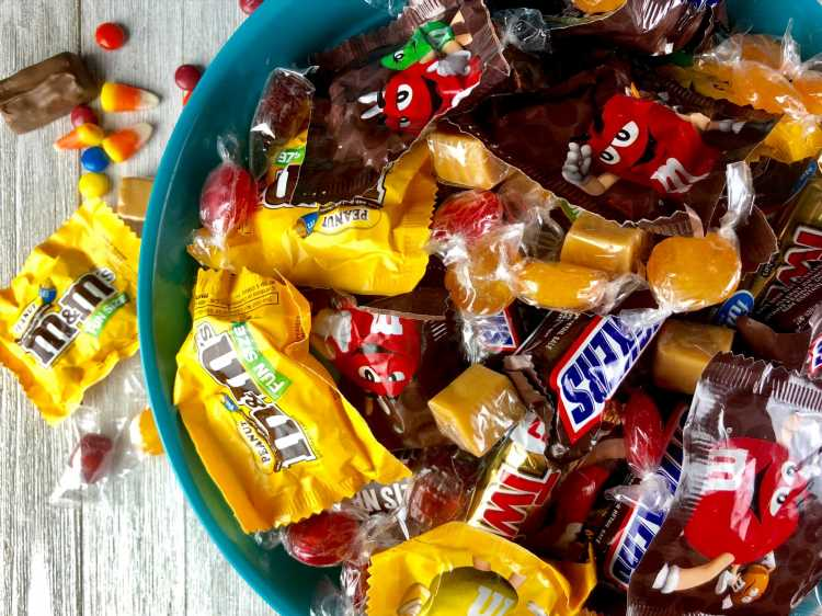 America's Least Favorite Halloween Candy Is Exactly What You Think It Is