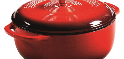 This Best-Selling Dutch Oven on Amazon Looks Like Le Creuset (but Is So Much Cheaper)