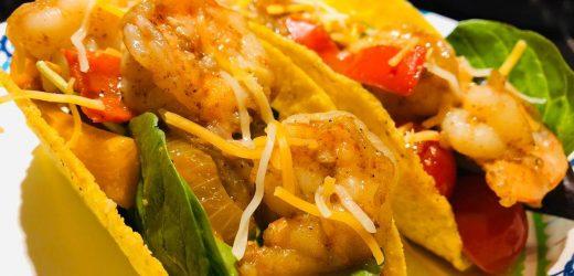 Shrimp ? Tacos ?