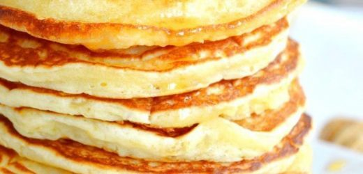 Fluffy pancakes