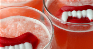 Halloween Slushy Punch