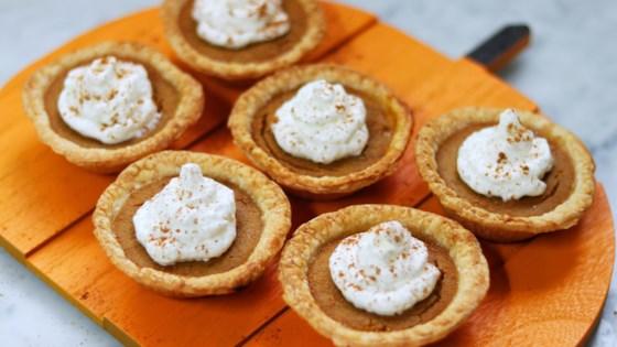 Pumpkin Patch Tarts Recipe