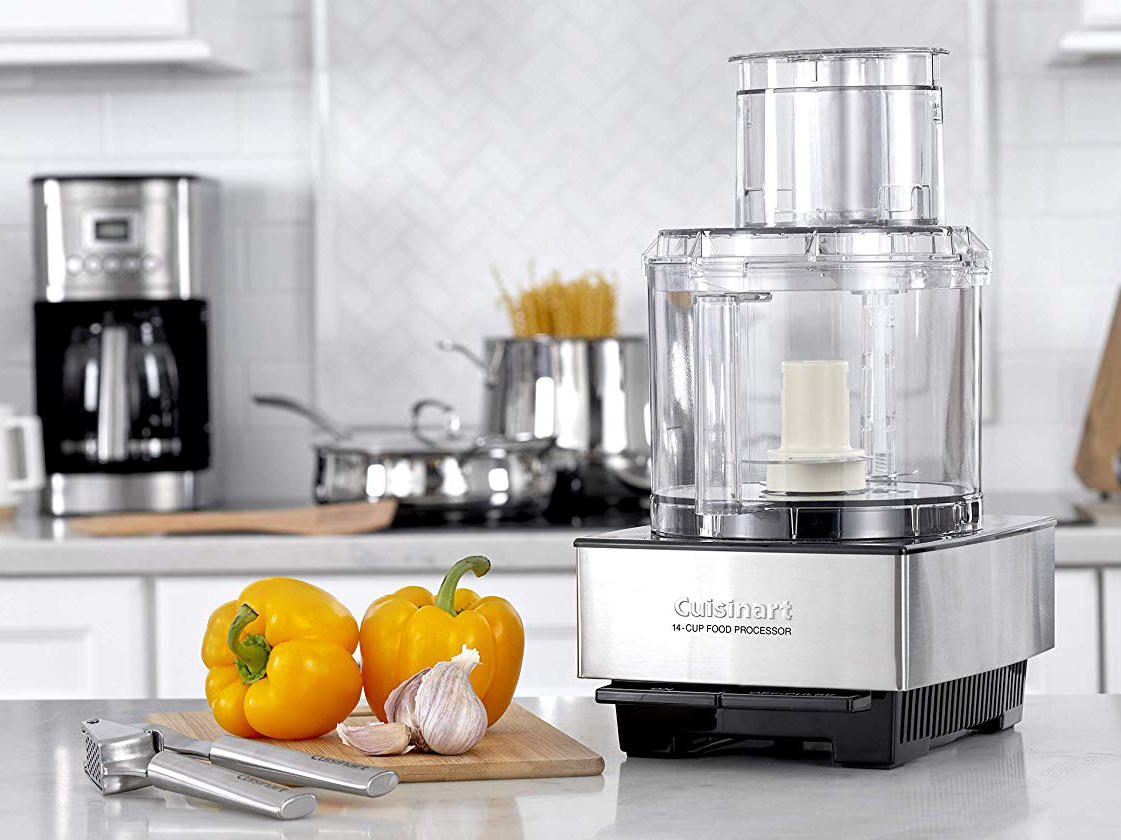Cuisinart Appliances Are Majorly Marked Down Right Now—Including Top-Rated Food Processors