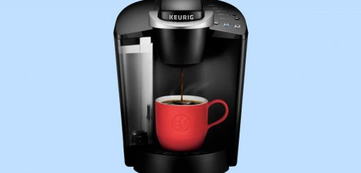 You Can Get a Keurig Coffee Machine for Only $40 This Black Friday