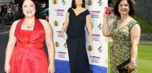 Ruth Jones weight loss: Gavin & Stacey star used diet plan to shed 4st – what did she eat?